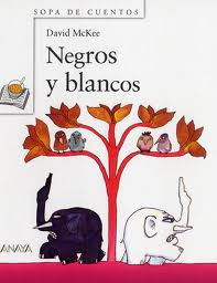 Negros y blancos